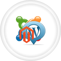 Open Source CMS Joomla, Wordpress, Drupal, Magento